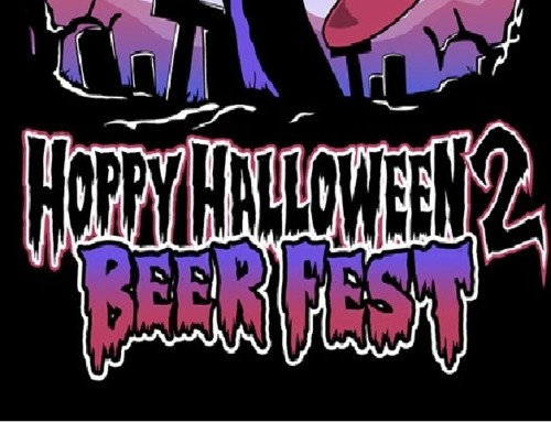 PBT And Broken Goblet Brewing's 2nd Annual Hoppy Halloween Brewfest!